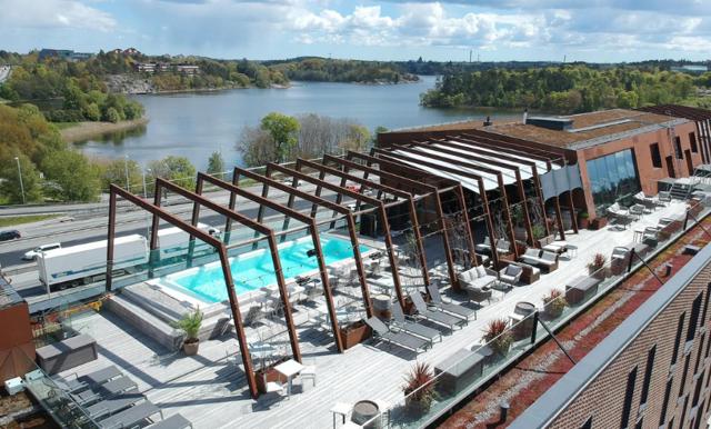 Stockholm på topplistan – nu kan du besöka en av världens bästa hotell-takbarer!