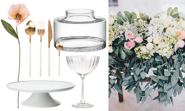Fixa tidernas finaste fest – inspireras av bröllopstrenderna för 2019