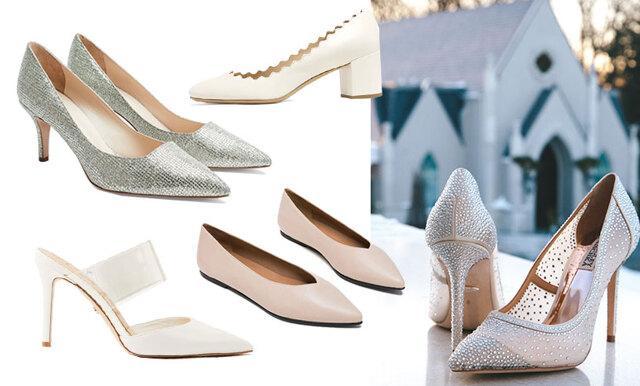 Hitta dina perfekta bröllopsskor – 16 vackra modeller i butik nu