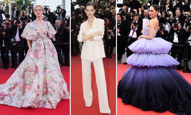 Cannes filmfestival 2019 är igång – här är stjärnorna som inspirerar mest på röda mattan