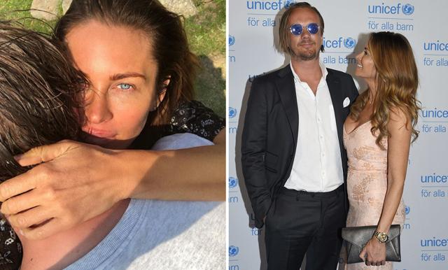 Här är Carolina Gynnings nya kärlek – besökte gala tillsammans