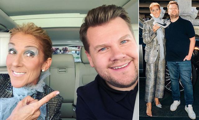 Céline Dion är ett komiskt geni i sin Carpool karaoke!
