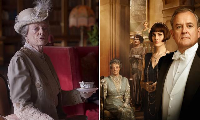 Äntligen – här är första trailern till Downton Abbey-filmen
