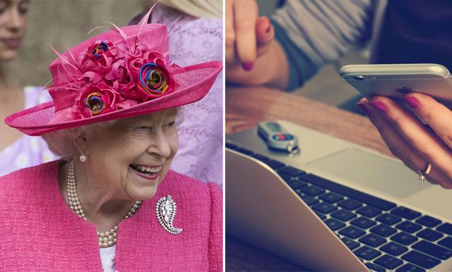 Drottning Elizabeth anställer sociala medier-manager och du kan söka jobbet!
