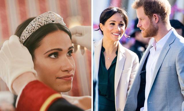 """Ny film om brittiska prinsparet – """"Meghan"""" skulle kunna vara hertiginnans okända syster"""