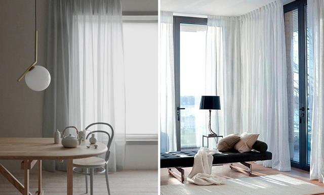 Bli ett inredningsproffs – 5 enkla tips på hur du lyckas med dina gardiner