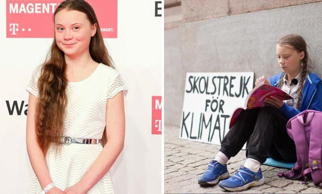 Greta Thunberg pryder Time Magazine – se omslaget här!