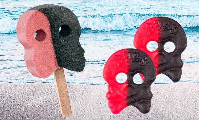 Goda nyheter! Sveriges populäraste dödskalle blir nu glass