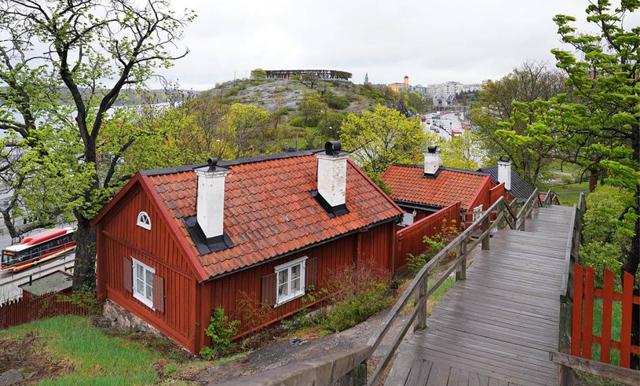 Köp ett av de eftertraktade kulturhusen på Södermalm – det finns dock en hake!
