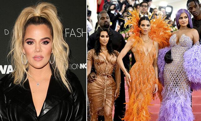 Khloé Kardashian blev inte bjuden på Met-galan - här är anledningen!