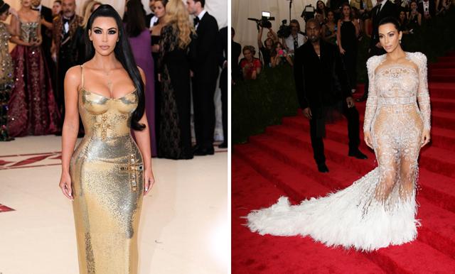 """Kim Kardashian om sina upplevelser från Met-galan: """"Var säker på att ingen ville ha mig där"""""""