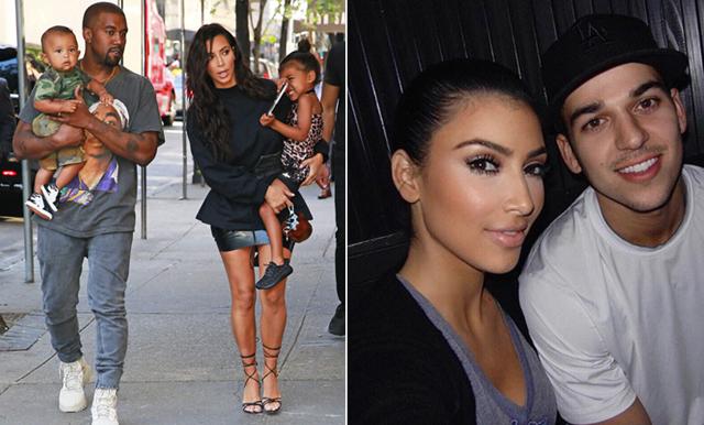 Kim Kardashian hintar om nyfödde sonens namn – med det betydelsefulla budskapet