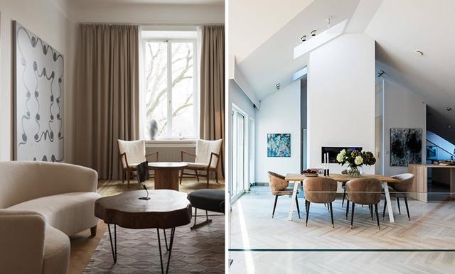 Drömmarnas drömhem – här är de 4 dyraste lägenheterna på Hemnet