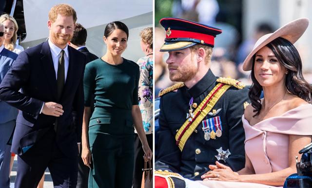 Enligt drottningens bestämmelser – Prins Harrys och Meghan Markles son blir inte prins