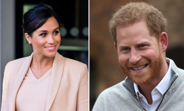"""Prins Harrys första ord som nybliven pappa: """"Jag är så otroligt stolt över min fru"""""""