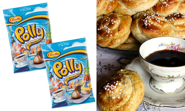 Kladdkaka, blåbärspaj och kanelbullar – gör dig redo för Pollys nya fikasmaker