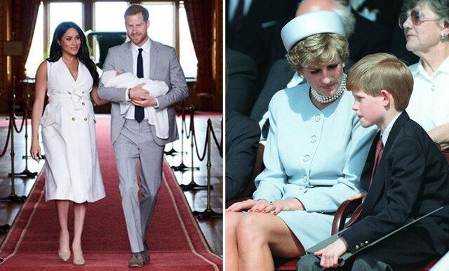 """Prins Harry om faderskapet och saknaden efter Diana: """"Det är en förlorad trygghet"""""""