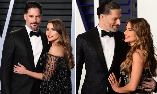 Joe Manganiellos kärleksförklaring till Sofia Vergara är det finaste vi sett!