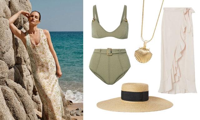Strandsnygg i sommar – 18 drömköp som fixar finaste stilen