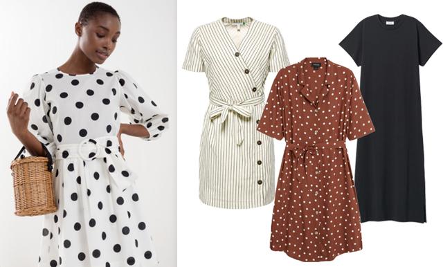 Veckans bästa kap från kedjorna – 10 klänningar att bära till vardags!