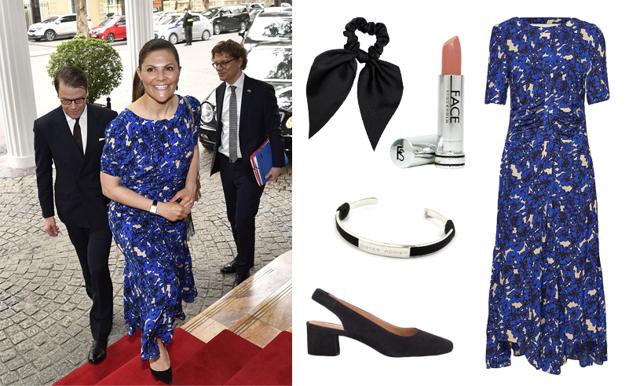 Kronprinsessan Victorias somriga stil – klicka hem hennes 3 looks