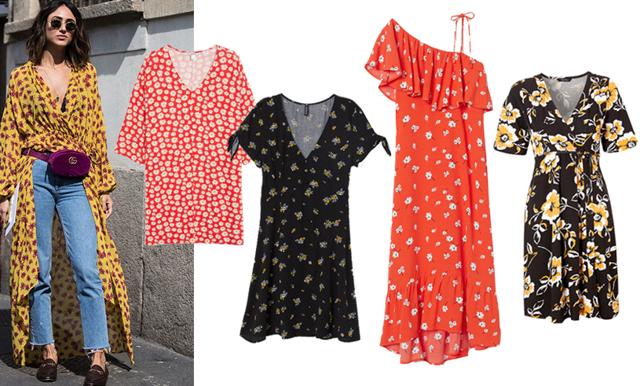 Blommiga fynd på sommarrean – klänningarna som kommer leva länge i din garderob
