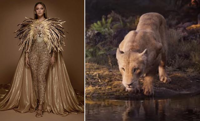 Första gången Beyoncé hörs som Nala – nu längtar vi ännu mer efter nya Lejonkungen!