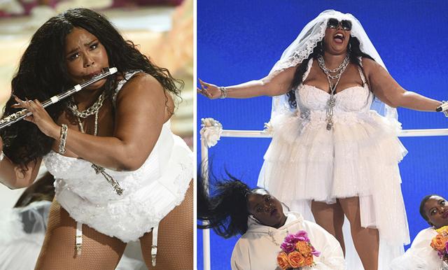 Lizzo fullkomligt ägde scenen under BET Awards - Rihanna gav stående ovation!