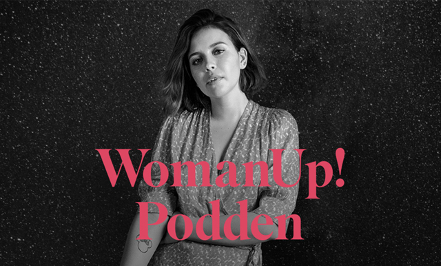 """Nicole Falciani gästar WomanUp-podden: """"Ibland kan livet se bra ut – utan att vara det"""""""