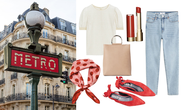 Metro Mode-Jennys semesterstil i Paris – inspireras av 3 chica looks
