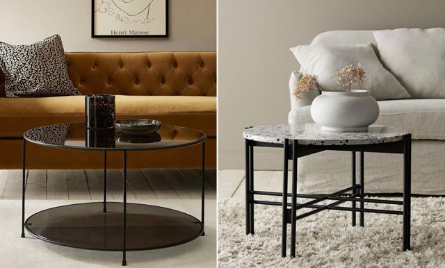 28 lyxiga soffbord för alla stilar och plånböcker