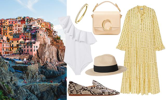 Metro Mode-Vilmas semesterstil i Italien – inspireras av 3 looks!