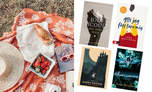Fängslande böcker i sommar! Metro Mode-redaktionens 10 favoriter