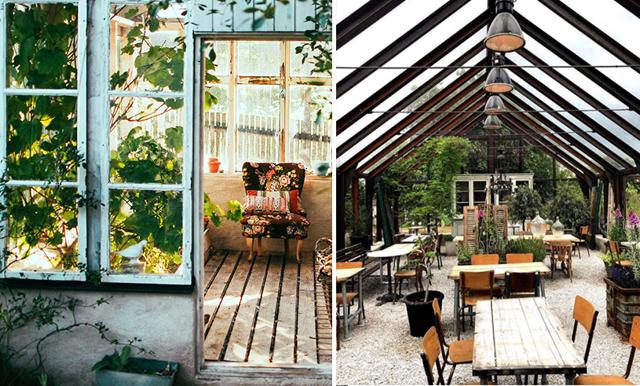White Guides lista över de bästa sommarkaféerna i Sverige
