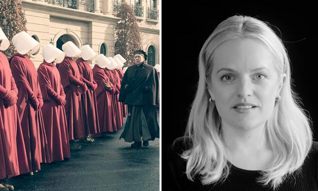 """Handmaid's Tale-skådespelarna om abortlagarna: """"USA är inte Gilead  – det här är på riktigt"""""""