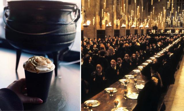 Bästa mugglar-nyheten på länge – äntligen har vi fått ett Harry Potter-café!