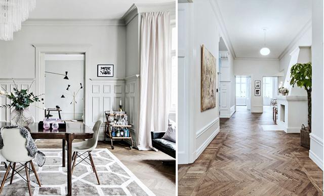 Den sagolika paradvåningen i Skåne är vår nästa drömlägenhet!
