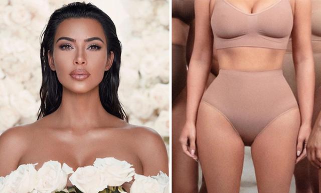 Kim Kardashian West släpper nytt underklädesmärke – nu rasar Japan mot henne