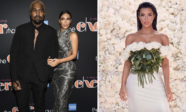 Kim Kardashian visar upp sonen Psalm West – så söt att vi smälter!