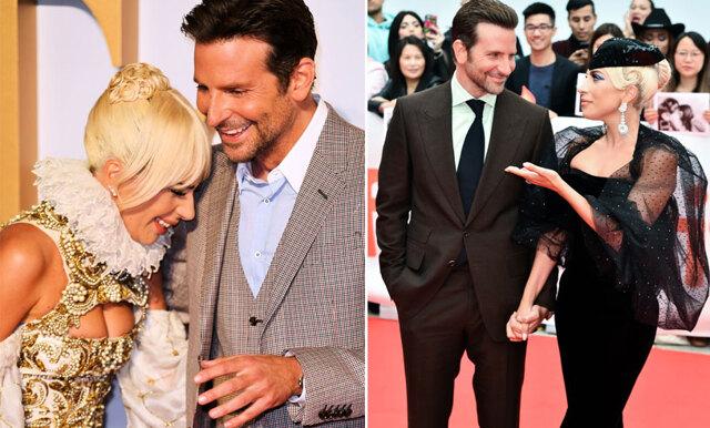 Efter uppbrottet – Lady Gaga bemöter romansryktena mellan henne och Bradley Cooper