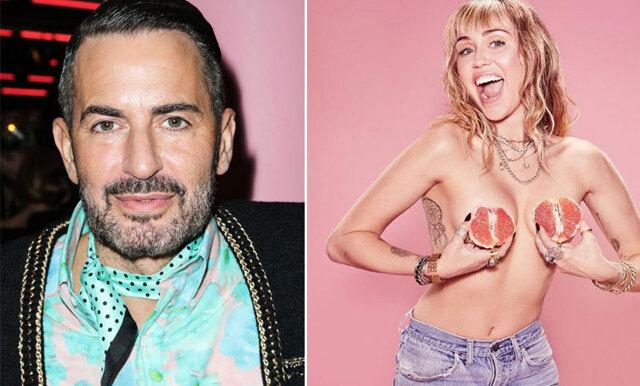 Marc Jacobs och Miley Cyrus står upp för aborträtten – se samarbetet här!