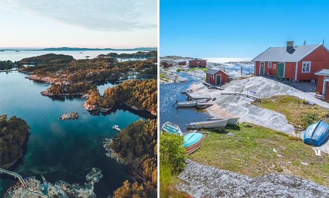 Metro Mode guidar dig! De 10 bästa öarna i Stockholms skärgård