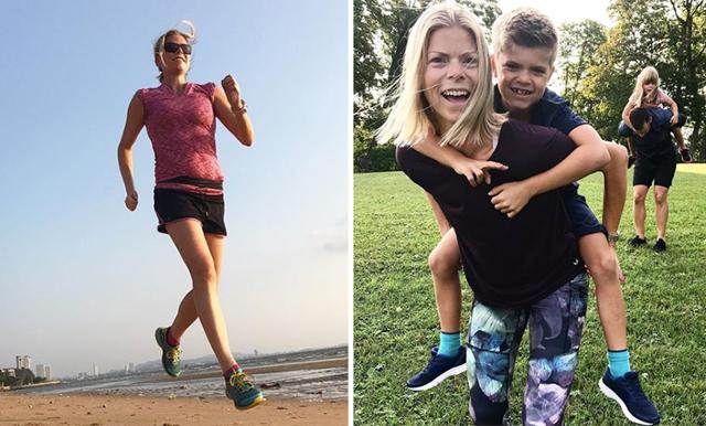 """En hyllning till Terese Alvén: """"Vi kommer alltid att springa för dig Terese"""""""