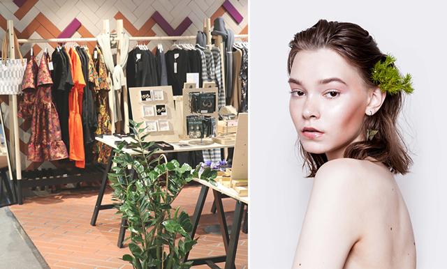 Här är pop-up butiken där du kan shoppa hållbart mode i Stockholm