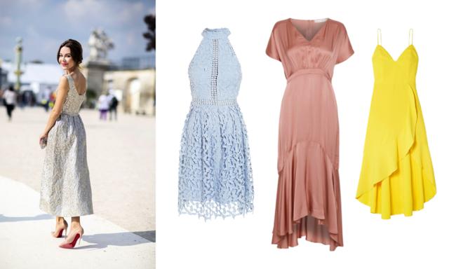Festdags! 15 klänningar för dig som är bjuden på bröllop i sommar