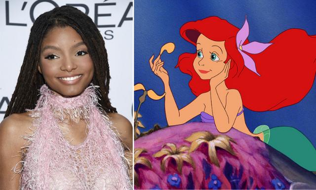 Nu vet vi vem som spelar Ariel i Disneys nya remake Den Lilla Sjöjungfrun
