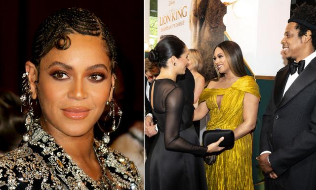 Beyoncé överraskar fansen inför premiären av Lejonkungen –  nu släpper hon hyllningsalbum