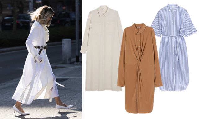 Ljusa nyanser – 16 stilrena skjortklänningar du inte vill vara utan i sommar