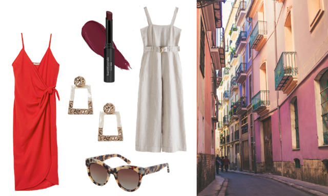 Semestersnygg i Barcelona – inspireras av tre stilsäkra looks
