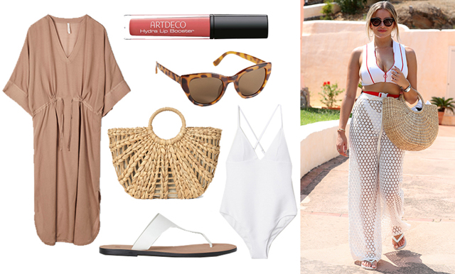 Outfits som tar dig direkt från stranden till beachpartyt!
